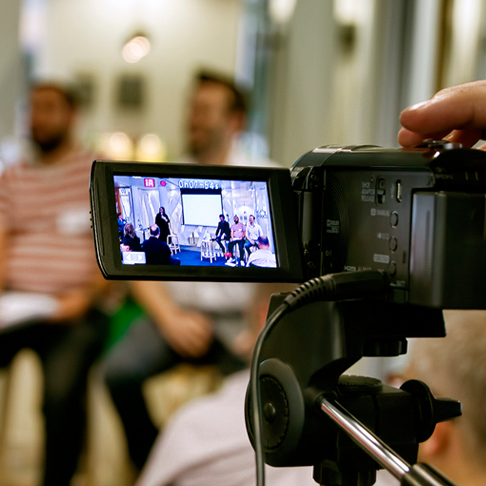 How to Start Live Streaming Your Quarterly Town Halls