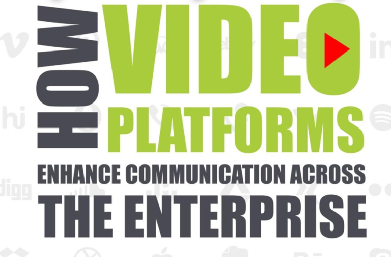 How Video Platforms Enhance Communications Across the Enterprise
