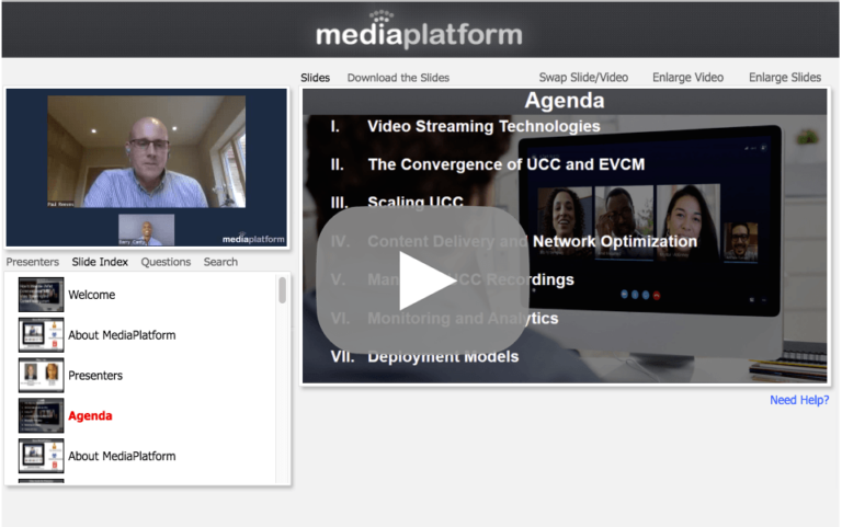 How to Integrate Unified Communications with Video Streaming and Content Management
