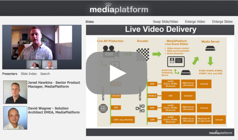 Solving the Video Distribution Challenge