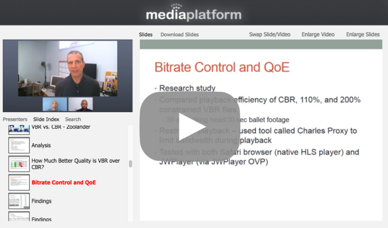 To 10 Video Encoding Mistakes in the Enterprise