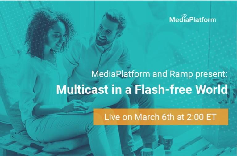 [webinar] Multicast in a Flash-free World