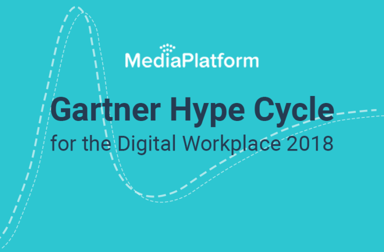 Gartner Tracks Enterprise Video as Key Technology Enabling the Digital Workplace