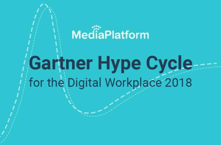 Gartner Tracks Enterprise Video as Key Technology Enabling the Digital Workplace