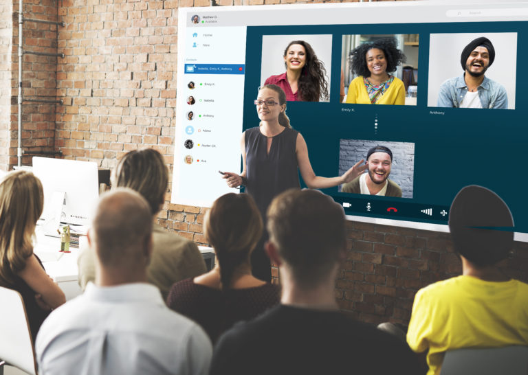 Gartner *Maverick Research Shows Impact of Video in the Workplace